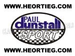 Paul Dunstall Sport Tank and Fairing Transfer Decal DDUN3-2
